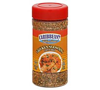 Caribbean Rhythms Seasoning Chicken - 5.5 Oz