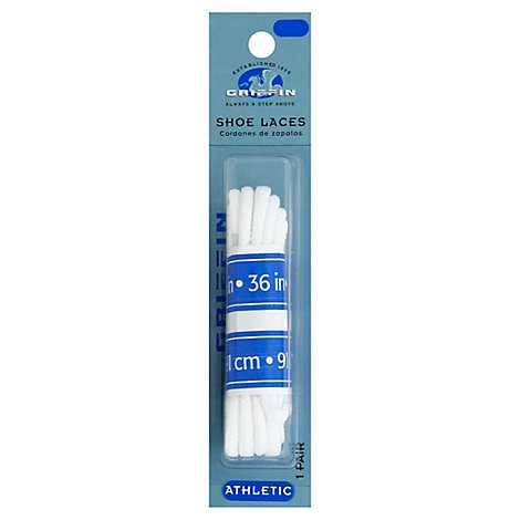 Griffin Round Athletic White 36 In - Each