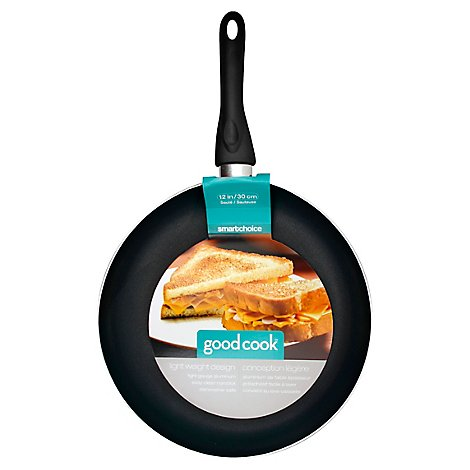 Good Cook Non Stick Saute Pan 11.75in - Each