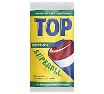 Top Superroll Menthol Pouch - .4 Oz