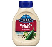 Litehouse Dressing Jalapeno Ranch - 20 Fl. Oz.