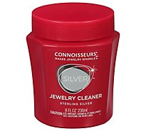 Connoisseur Silver Jewelry Clnr 8oz - 8 Oz