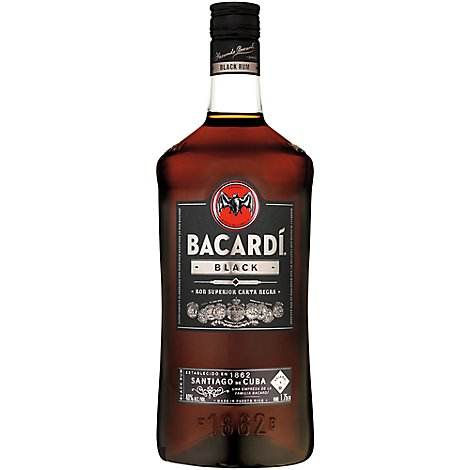 Bacardi Rum Select 80 Proof - 1.75 Liter