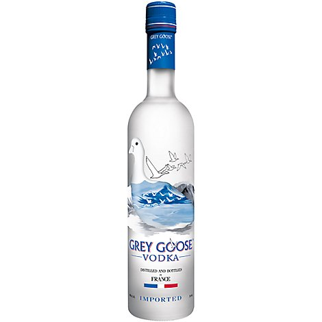Grey Goose Vodka 80 Proof - 200 Ml