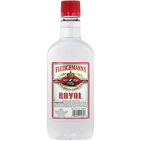 Fleischmanns Vodka 80 Proof - 750 Ml