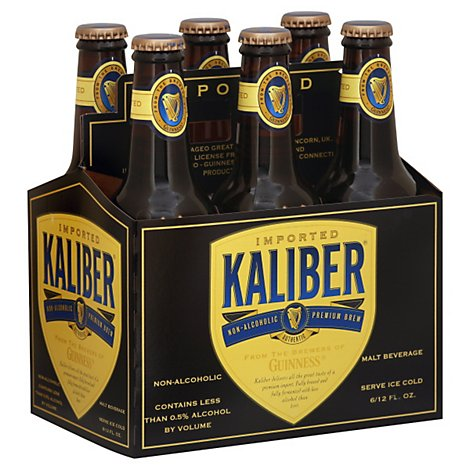 Kaliber N/A Beer Non Refund Btl - 6-12 Fl. Oz.