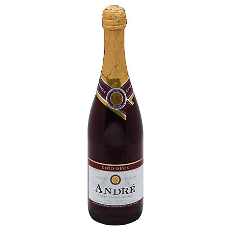 Andre Cold Duck Champagne Sparkling Wine - 750 Ml