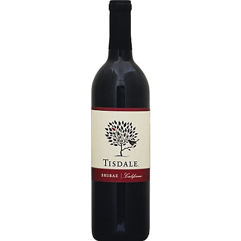 Tisdale Shiraz Wine - 750 Ml