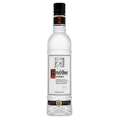 Ketel One Vodka 80 Proof - 375 Ml