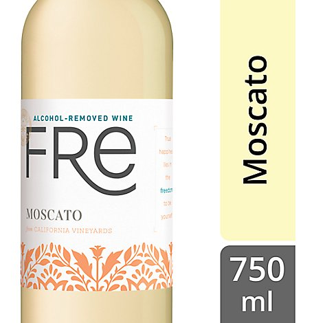 Sutter Home Fre White Wine Non-Alcoholic Wine - 750 Ml