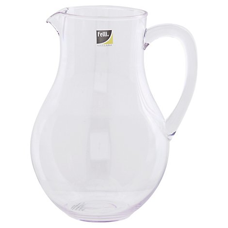 Pitcher Belly Clear 2.25 Qt - Each