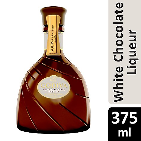 Godiva Chocolatier White - 375Ml