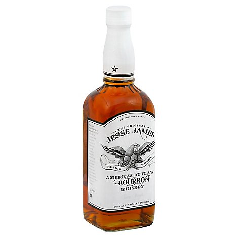 Jesse James Bourbon - 750 Ml