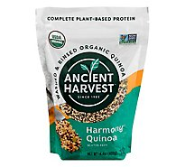 Ancient Harvest Quinoa Harmony Tri Color Blend - 12 Oz