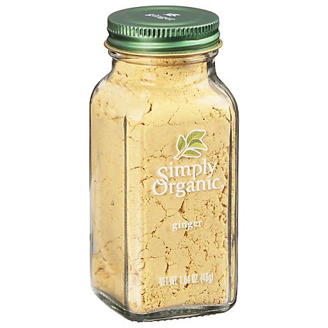 Simply Organic Ginger - 1.64 Oz