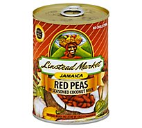 Linstead Red Peas In Coconut Milk - 13 Oz