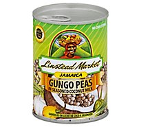 Linstead Gunga Peas In Coconut Milk - 13 Oz