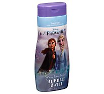 Disney Frozen Bubble Bath Frosted Berry Scented - 24 Fl. Oz.