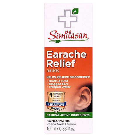 Similasan Ear Relief Drops - .33 Fl. Oz.