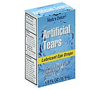 Medics Choice Lubricant Eye Drops Artificial tears - 0.5 Fl. Oz.