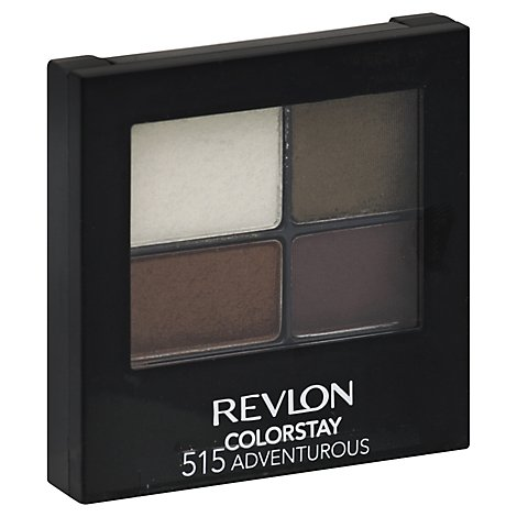 Revlon Eye Shadow Quad Adventurous - .16 Oz