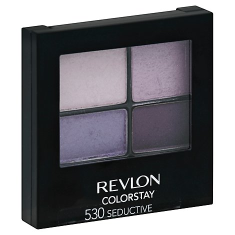 Revlon Eye Shadow Quad Seductive - .16 Oz