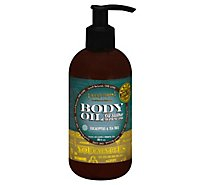 Soaptopia Youcalyptus Slather Body Oil - 8 Oz