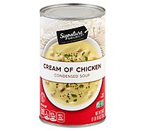 Signature SELECT/Kitchens Soup Condensed Cream of Chicken - 26 Oz