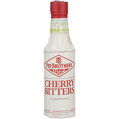 Fee Brothers Bitters Cherry - 5 Fl. Oz.