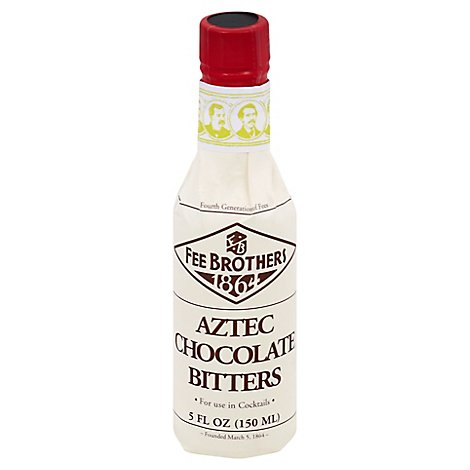 Fee Brothers Bitters Aztec Chocolate - 5 Fl. Oz.