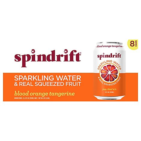 Cascade Ice Sparkling Water Organic Pomegranate - 17.2 Fl. Oz.