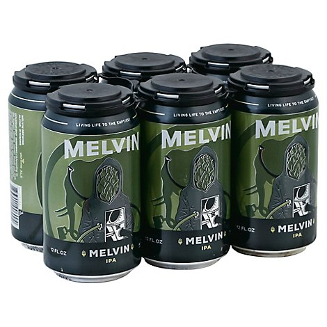 Melvin Ipa In Cans - 6-12 Fl. Oz.