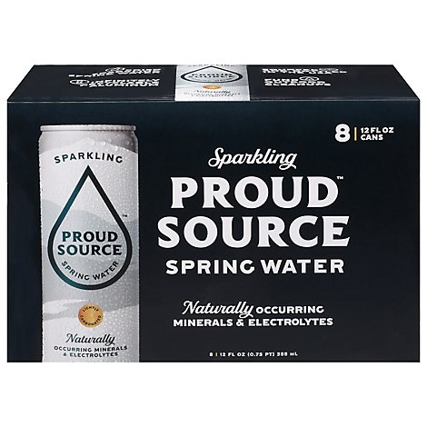 Crystal Geyser Spring Water Natural Alpine - 1 Liter