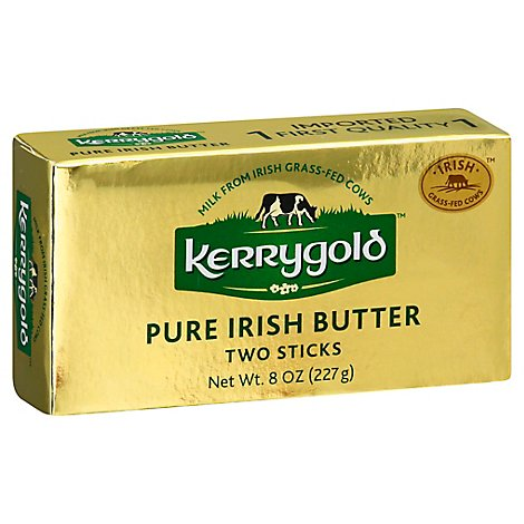 Kerrygold Butter Pure Irish Two Sticks - 8 Oz