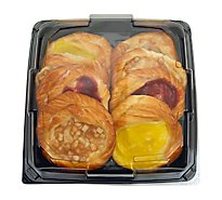 Fresh Baked Danish Variety - 8 Count