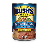 BUSHS BEST Cocina Latina Beans Refried Traditional - 16 Oz