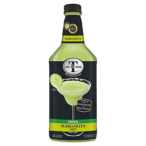 Mr & Mrs T Margarita Mix - 1.75 Liter
