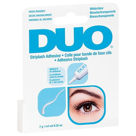 Aii Duo Lash Adhesive Clear - .25 Oz