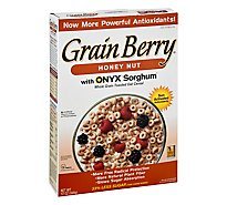 Silver Palate Cereal Grain Berry Antioxidants Honey Nut - 12 Oz