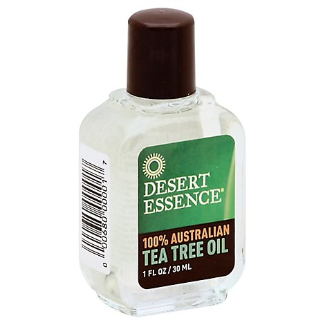 Desert Ess Oil Ttree 100 Pct - Oz