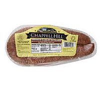 Chappell Hill Smoked Garlic Sausage - 14 Oz