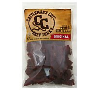Cattlemans Cut Beef Jerky Original - 10 Oz