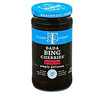 Tillen Farms Cherries Stem-On Bada Bing - 13.5 Oz