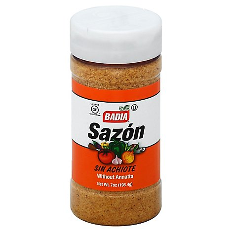 Badia Sazon without Annatto - 7 Oz