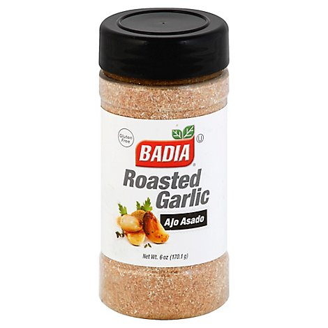 Badia Garlic Roasted Granulated - 6 Oz