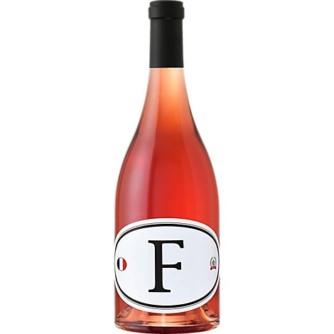 Locations F by Dave Phinney French Rose Wine - 750 Ml