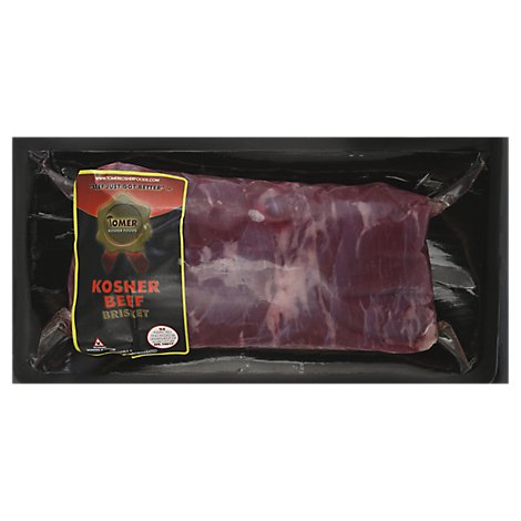 Meat Counter Beef Ground Beef 93% Lean 7% Fat 3lbs Or More - 2.50 LB