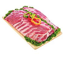 Meat Counter Pork Spareribs Frozen - 4.50 LB