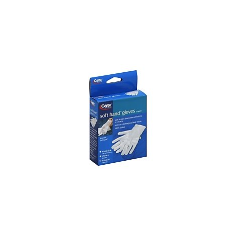 Cotton Gloves Extra Large - Each