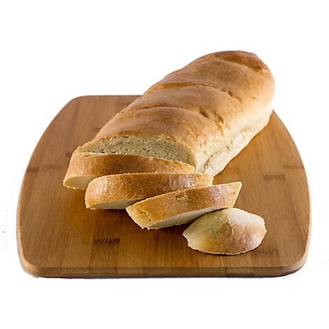 Bakery French Bread Wheat Sliced
